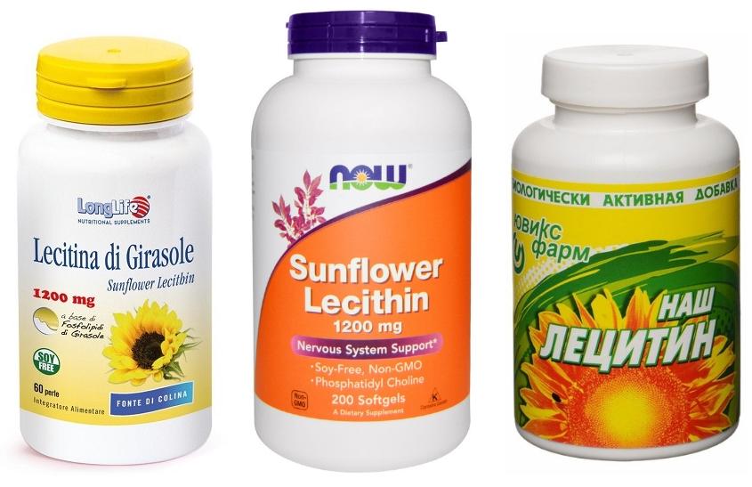 лецитин в капсулах для похудения как принимать