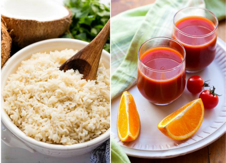 Диета разгрузочный день томатный сок