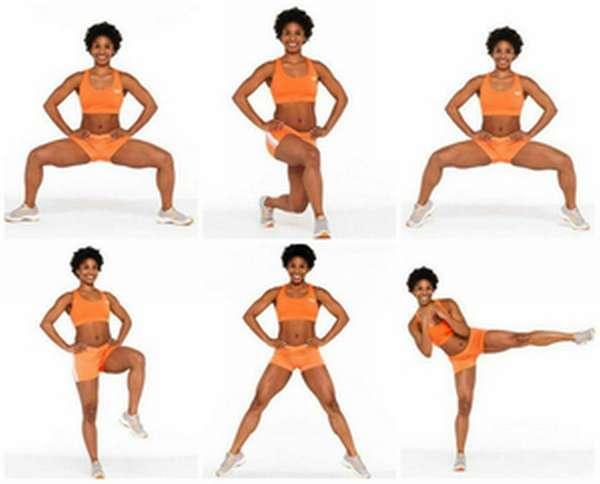 3 минуты перед сном: простые упражнения, с которыми ваши ноги похудеют.