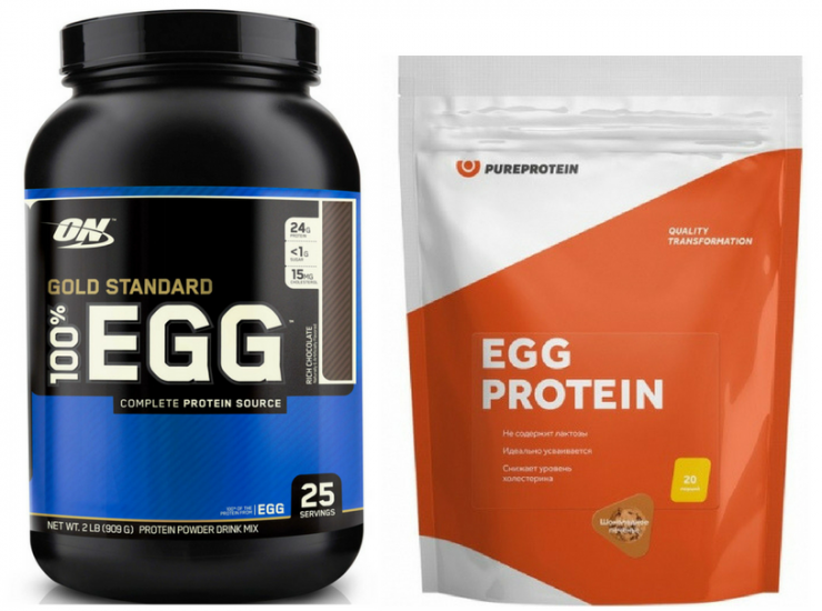 Какие протеины помогают сбросить вес