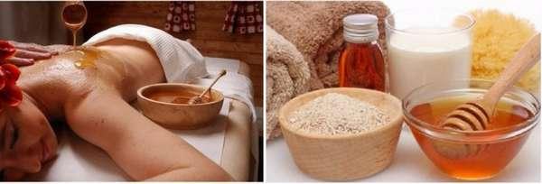 Маски для похудения тела в бане