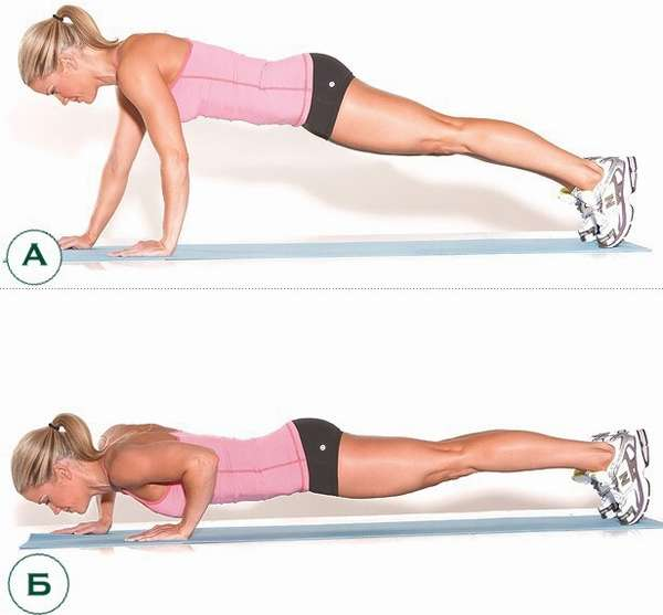 Как быстро подтянуть тело, похудеть: комплекс упражнений в.