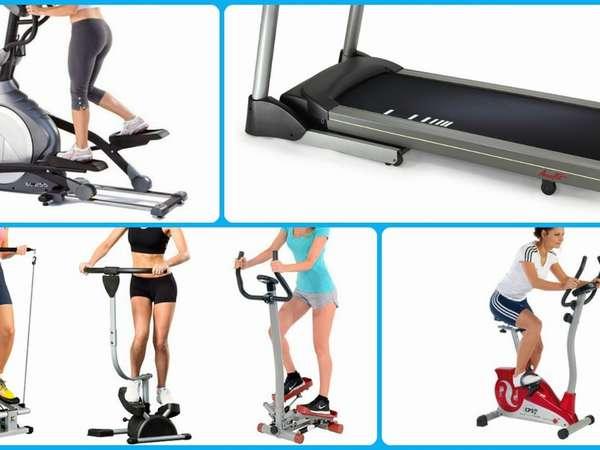 С Каким Тренажером Лучше Сбросить Вес. 11 популярных тренажеров для похудения, которые вы обязательно должны попробовать