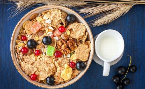 Диета на мюсли с фруктами и орехами cosmo. Com. Ua.