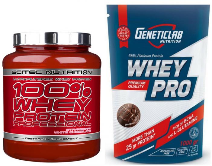 Лучшей протеин для похудения
